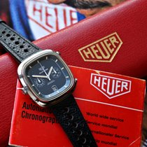 Heuer Steel Automatic 110.313B pre-owned