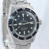 Rolex Submariner (No Date) 5512 pre-owned