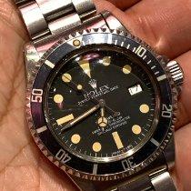 勞力士 Sea-Dweller 鋼 40mm 黑色 無數字 香港, 0000000000000