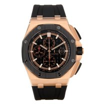 Audemars Piguet Royal Oak Offshore Chronograph 26401RO.OO.A002CA.02 Nuovo Oro rosa 44mm Automatico