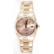 Rolex President Day-Date 118205 Men's New Style Oyster...