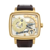 Hautlence HL 01 Limited 35/88 18k Yellow Gold Gents HL01 - COM727