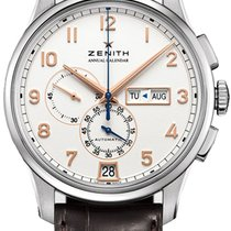 Zenith Captain Winsor Annual Calendar Boutique Edition...