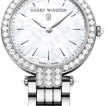 Harry Winston Premier new 2020 Quartz Watch with original box