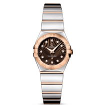 Omega Constellation Quartz Or/Acier 24mm France, Paris