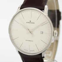 Junghans Meister Classic Steel 38mm Silver