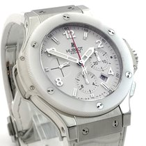 Hublot Big Bang 44 mm White Weiss Ceramik St. Moritz