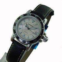 Montblanc Damen Uhr  Meisterstück Ref. 7036 ZB silberfarben...