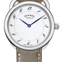 Hermès Steel 36mm Quartz Arceau new United States of America, New York, Airmont
