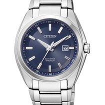 Citizen EW2210-53L CITIZEN  Super Titanio DONNA 2470 34mm Blu new