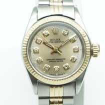 Rolex Oyster Perpetual (Submodel) pre-owned 26mm Steel