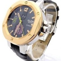 Clerc Gold/Steel Automatic I8DTC11B new United States of America, New York, New York City