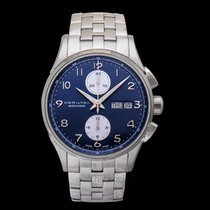 Hamilton Jazzmaster Maestro Steel 41mm Blue United States of America, California, San Mateo