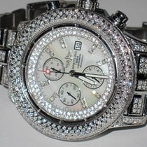 Breitling Super Avenger Steel 48mm Mother of pearl No numerals United States of America, New York, Wantagh