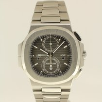 Patek Philippe Nautilus Travel Time Chronograph GMT '15...