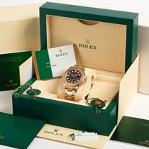 Rolex Yacht-Master everose box & UK papers 116621