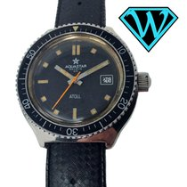 Aquastar 40.5mm pre-owned Black