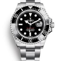 Rolex Sea-Dweller 43mm Stainless Steel Watch 126600