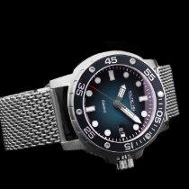 Nauticfish Stahl 43mm Automatik neu