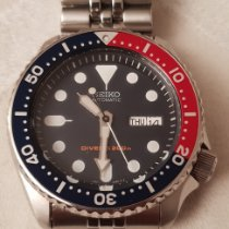 Seiko SKX009K2 Steel Prospex (Submodel) 42mm