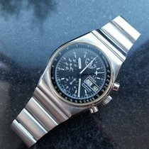 Omega Speedmaster Day Date Steel 40mm Black United States of America, California, Beverly Hills