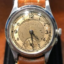 H.Moser & Cie. Steel 30.5mm Manual winding pre-owned United States of America, New York, Brooklyn