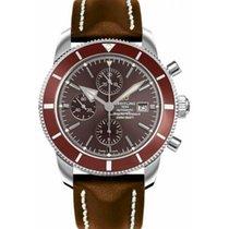 Breitling Superocean Héritage II Chronographe A1331233/Q616/444X/A20D.1 Nuovo Acciaio 46mm Cronografo Italia, Torino
