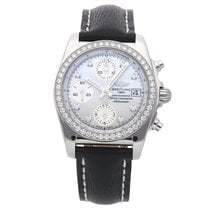 Breitling Chronomat 38 Steel 38mm Mother of pearl No numerals United States of America, Pennsylvania, Bala Cynwyd