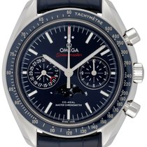 Omega Speedmaster Professional Moonwatch Moonphase 304.33.44.52.03.001 2020 nuevo