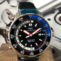 IWC Aquatimer Deep Two IW354702 2015 pre-owned