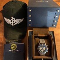 Breitling Superocean Héritage II Chronographe Steel 44mm Blue No numerals United States of America, Florida, Longwood