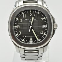 Patek Philippe Aquanaut Steel 40mm Black Arabic numerals United States of America, Texas, Houston