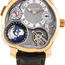 Greubel Forsey GMT Silver United States of America, New York, New York