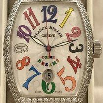 Franck Muller Color Dreams Steel 35mm Silver Arabic numerals United States of America, Florida, Miami
