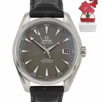 Omega Seamaster Aqua Terra Steel 41.5mm Grey United States of America, New York, Massapequa Park