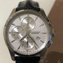 Hamilton Jazzmaster Auto Chrono new 2020 Automatic Watch with original box and original papers H32596751
