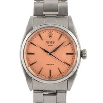Rolex 6422 Steel 1955 Oyster Precision 34mm pre-owned