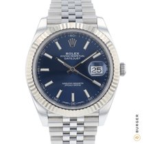 Rolex Datejust 126334 Very good Gold/Steel 41mm Automatic