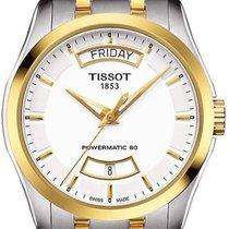 Tissot T-Classic Couturier Powermatic 80 Herrenuhr T035.407.22...