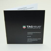 TAG Heuer Chronometer Officially Certified Heft