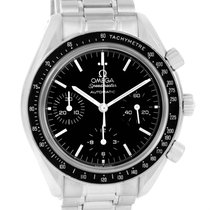 Omega Speedmaster Reduced Sapphire Crystal Automatic Watch...