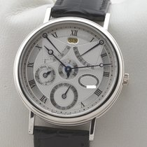 Breguet CLASSIQUE COMPLICATIONS EQUATION OF TIME PLATIN CALENDAR