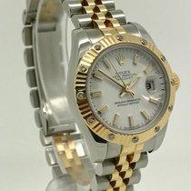 Rolex Lady-Datejust 26mm Diamond Bezel 18k & Steel Ladies...