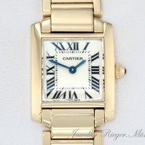 Cartier Tank Francaise Gelbgold 750