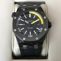 Audemars Piguet Royal Oak Offshore Diver Carbon - New Serviced