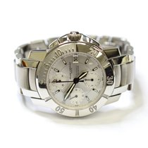 Baume & Mercier Capeland Chronograph 40mm Stainless Steel...