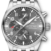 IWC Steel 43mm Automatic IW377719 new