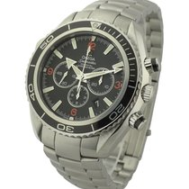 Omega 2210.51.00 Planet Ocean Chronograph 46mm in Steel with...
