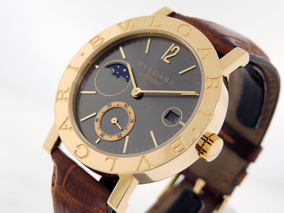 575aef3da12 Pre-Owned Bulgari Watches for Sale - Explore Watches at Chrono24