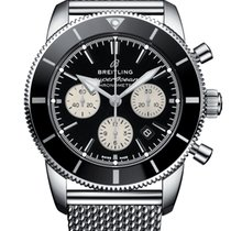 Breitling Steel 44mm Automatic AB0162121B1A1 new